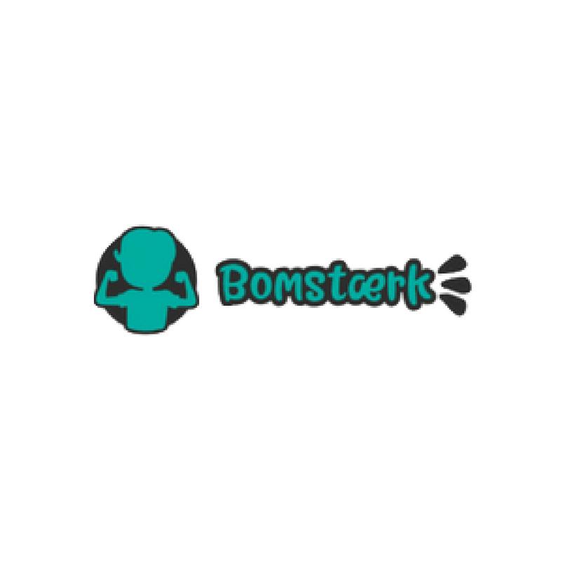 Bomstærk kostvejleder logo