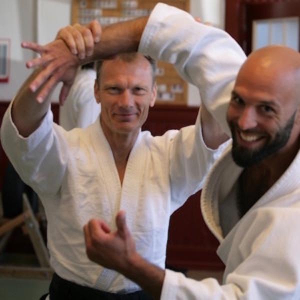 Aikido klub graduerede