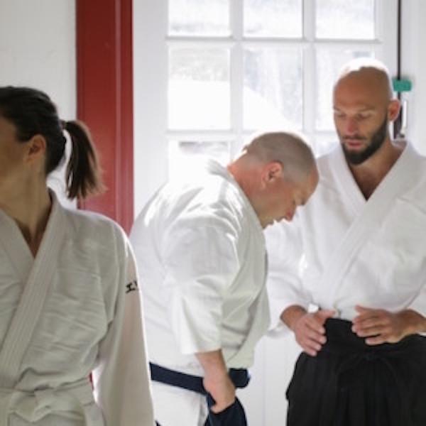 Aikido klub medlemmer