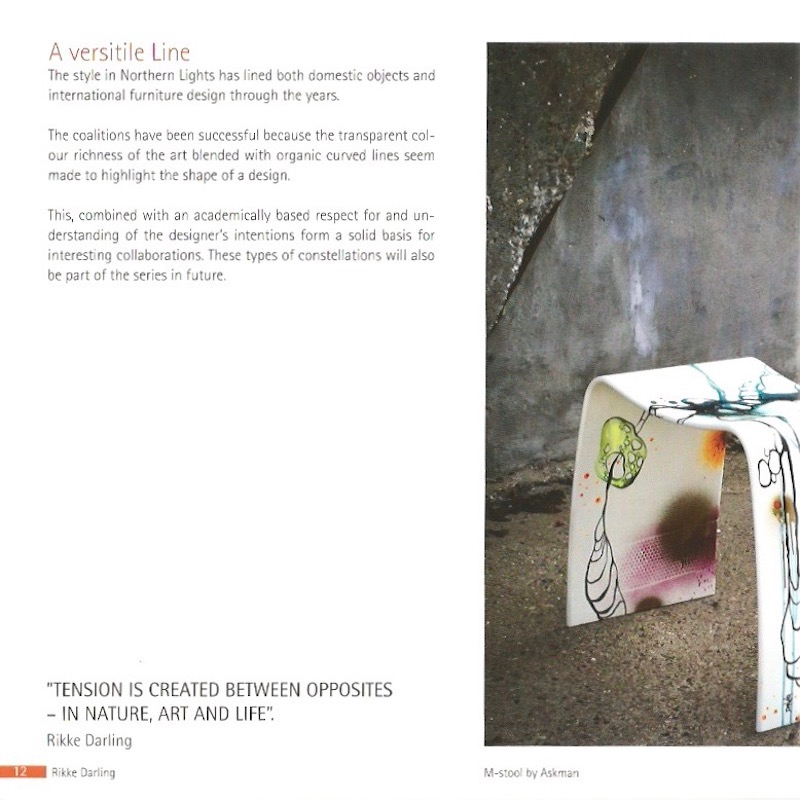 Rikke Darling brochure