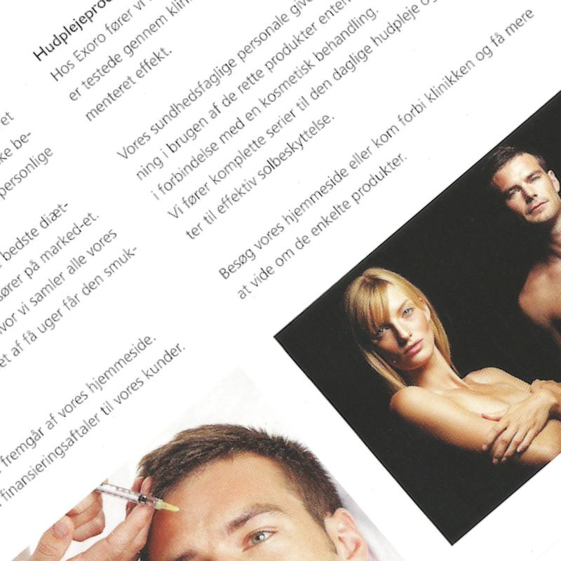 exoro speciallaegeklinik brochure